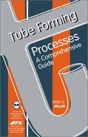 Cover of: Tube Forming Processes
