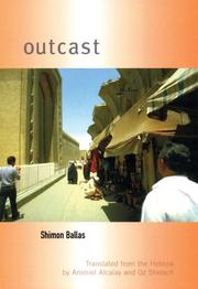 Cover of: Outcast | Shimon Ballas