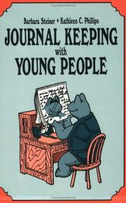 Cover of: Journal keeping with young people