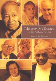 Cover of: Tales from my teachers on the Alzheimer's unit