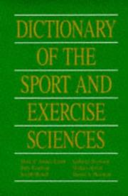 Cover of: Dictionary of the Sport and Exercise Science