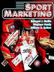 Cover of: Sport marketing