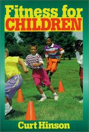 Cover of: Fitness for children