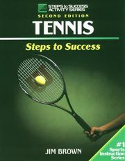 Cover of: Tennis | Jonatha A. Brown