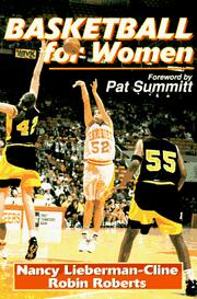 Cover of: Basketball for women by