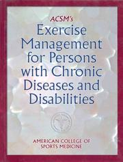 Cover of: ACSM