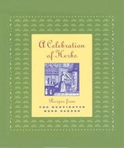 Cover of: A Celebration of Herbs