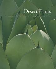 Cover of: Desert Plants