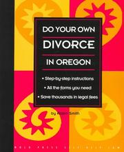 Cover of: Do your own divorce in Oregon