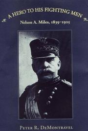 Cover of: A hero to his fighting men