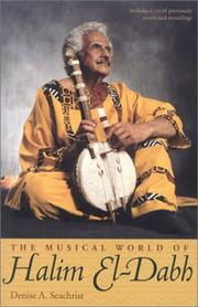 Cover of: The Musical World of Halim El-Dabh