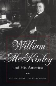 Cover of: William McKinley and his America