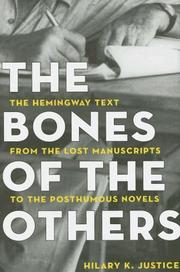 Cover of: Bones of the Others