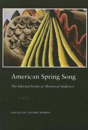 Cover of: American Spring Song