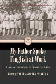 Cover of: My Father Spoke Finglish at Work