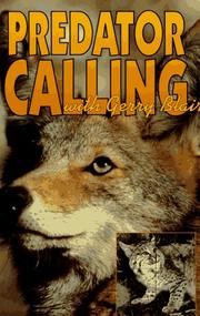 Cover of: Predator calling