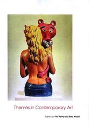 Cover of: Themes in Contemporary Art (Art of the Twentieth Century) |