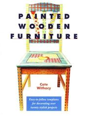 Cover of: Painted wooden furniture