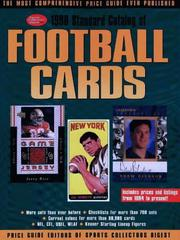 Cover of: 1998 Standard Catalog of Football Cards (Serial)