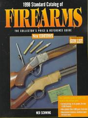Cover of: 1998 Standard Catalog of Firearms