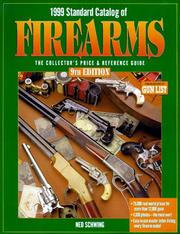 Cover of: 1999 Standard Catalog of Firearms