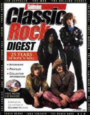Cover of: Goldmine Classic Rock Digest
