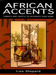 Cover of: African accents