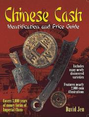 Cover of: Chinese cash