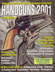 Cover of: Handguns 2001 (Handguns, 2001) | Ken Ramage
