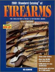 Cover of: Standard Catalog of Firearms 2001