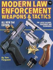 Cover of: Modern law enforcement