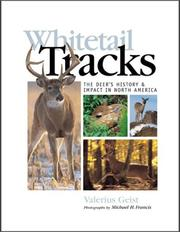 Cover of: Whitetail tracks