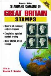 Cover of: Standard Catalogue of Great Britain Stamps (Global Stamp Series)