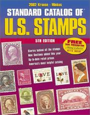 Cover of: Krause-Minkus Standard Catalog of U.S. Stamps 2002 (Krause-Minkus Standard Catalog of U.S. Stamps, 5th ed)