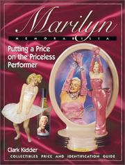 Cover of: Marilyn Memorabilia | Clark Kidder