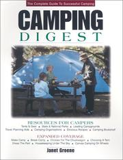 Cover of: Camping digest