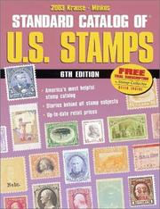 Cover of: Krause-Minkus Standard Catalog of U.S. Stamps 2003