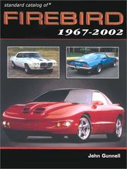 Cover of: Standard Catalog of Firebird | John Gunnell