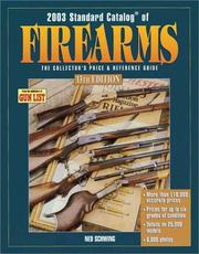 Cover of: 2003 Standard Catalog of Firearms