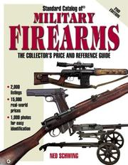 Cover of: Standard catalog of military firearms, 1870 to the present