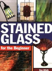 Cover of: Stained Glass for the Beginner