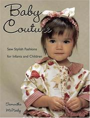 Cover of: Baby Couture