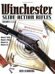 Cover of: Winchester slide-action rifles