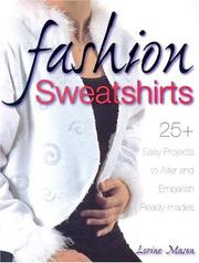 Cover of: Fashion Sweatshirts