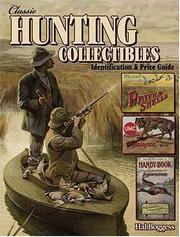 Cover of: Classic Hunting Collectibles
