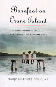 Cover of: Barefoot on Crane Island
