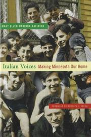 Cover of: Italian Voices