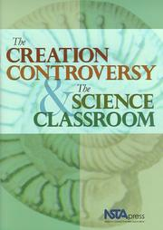 Cover of: The creation controversy & the science classroom. |