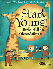 Cover of: Start Young! Early Childhood Science Activities