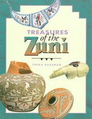 Cover of: Treasures of the Zuni | Theda Bassman